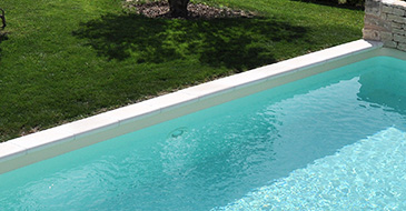 POOL 75 Liner 75/10th, single colour, sand, ECO