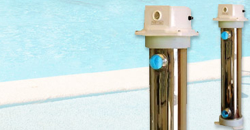 UVECO S15 UV treatment for pools lesser than < 70 m³