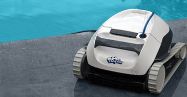 Dolphin E10 electric pool cleaner