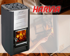 HARVIA M3 woodburning sauna stove