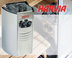 HARVIA Vega Compact BC35E electric sauna stove (control unit on option)